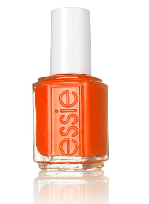 Essie's Orange, It's Obvious! straight from the spring 2012 lineup.