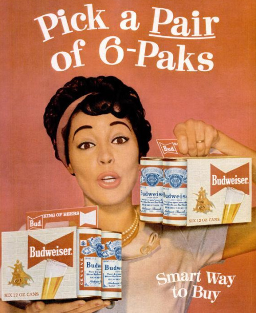 1960's vintage packaging