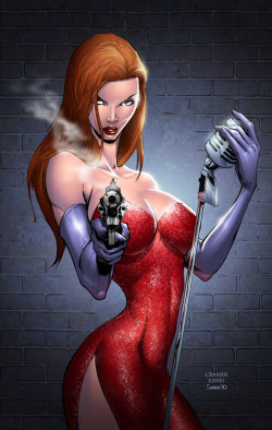 Photo: The One & Only | Jessica Rabbit