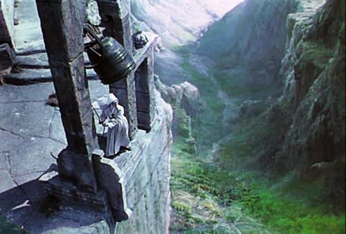 Michael Powell and Emeric Pressburger's classic film, Black Narcissus. Is this the greatest film ever made?