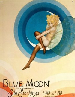Blue Moon stockings