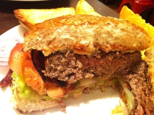 Balans Burger - split