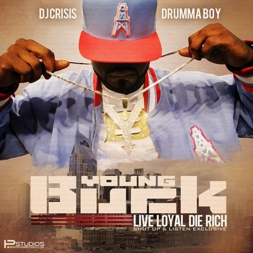 Young Buck feat. Juicy J – Brand New This song will live on Young Buck's upcoming mixtape Live Loyal Die Rich dropping January 24th.  Download : Young Buck feat. Juicy J – Brand New via: (http://www.trillerthanmost.com)