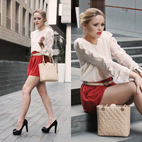 closetobsession:  TOMORROW ON KAYTURE (by Kristina Bazan)