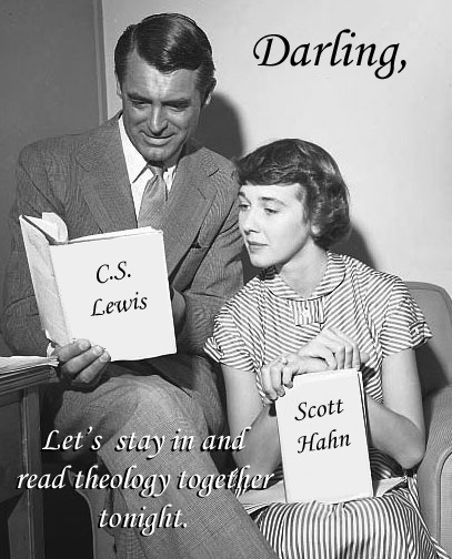 Good Catholic Husbands….Cary Grant with a special appearance by Scott Hahn…
