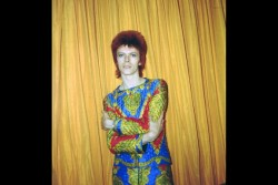 A huge happy belated bday to Bowie! (via Happy Birthday David Bowie: Ziggy Stardust Turns 65 | TIME.com)