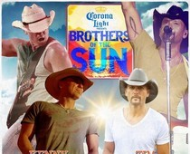 July 29 and Cleveland, Ohio cannot come soon enough…these two plus Dierks Bentley and Jake Owen, i'll be in my glory!
