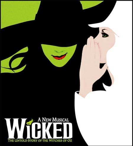 Super excited to catch Wicked this month. Singapore, here we go! <3