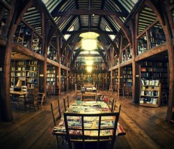 """I always imagined paradise would be a kind of library."" - Jorge Luis BorgeYES. Me too. Xxx"