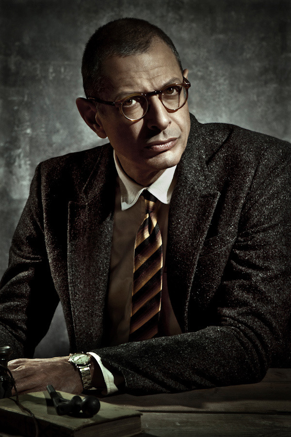 "You can now own Von Swank prints of Jeff Goldblum, limited editions on archival paper with both framed and unframed options. Visit my website: www.vonswank.com and go to ""login"". The password is ""jeff"". You can then browse all your options. Taxes & Shipping included in prices. Add to cart, then specify the size and framing option.  ** If you want the actual framed prints from the art show, please inquire, there are 2 left.  Email: robyn@vonswank.com"