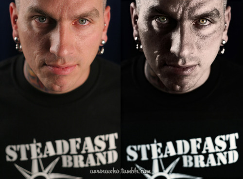 Photo Editing :: model: Chris Collins of Steadfast Brand / photo: Sean Hartgrove