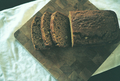 breakfast bread by oakmoss on Flickr.