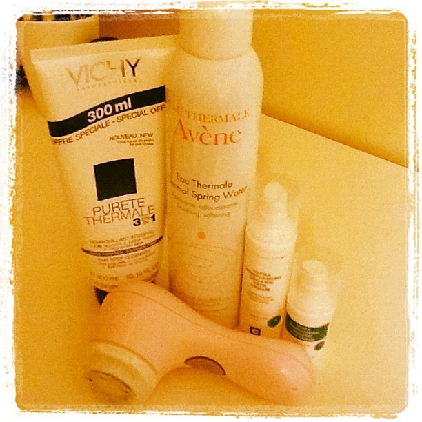 #janphotoaday Day9: (Beauty) Routine  (Taken with instagram)