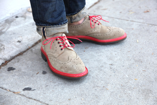 thebowtielife:  Union & Mark McNairy  McNairy never fails to make my heart melt.