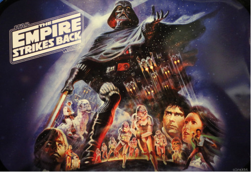 My Star Wars: The Empire Strikes Back Lunch Box