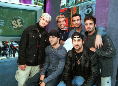 Tim Tebow joins NSYNC.