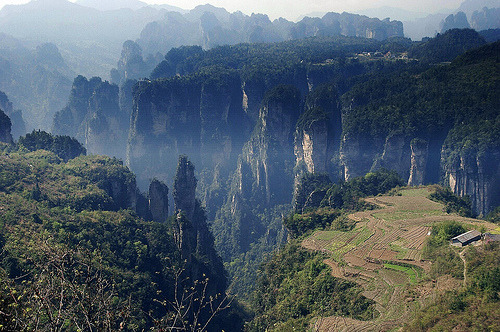 Zhangjiajie China 張家界 空中花園 (by hk_traveller)