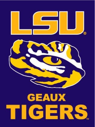 Love Purple…LIVE GOLD! Still love my LSU Tigers!