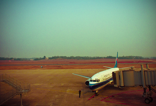 Changsha Airport (by HKmPUA)
