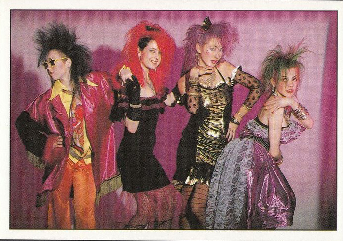 Fuzzbox looking so major.