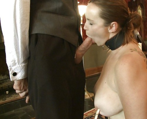 mentaldom4u:  A slave submits primarily to her own nature…  That she requires a material, extrovert focus for her submission, i.e. the dominant, does not alter the fact that on the spiritual level her submission is essentially introverted.  One could say that through the dominant she submits to herself by proxy… Each makes the other possible, tied together as they are in symbiotic interdependence.  ~ J. Mikael Togneri
