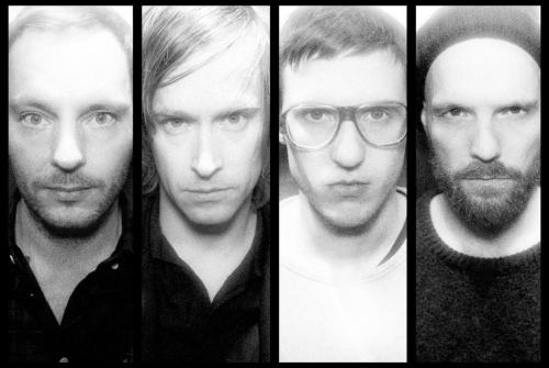 REFUSED ARE NOT FUCKING DEAD!