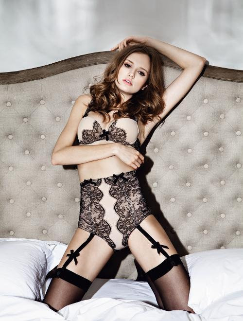 So. Much. Pretty. I.D. Sarrieri F/W 2011 via: The Lingerie Addict