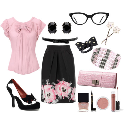 tattooed-lady:  (via Polished Pink - Polyvore)