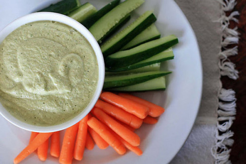 Try this recipe for a bone-building hummus!