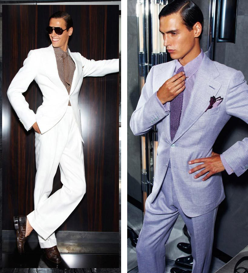billidollarbaby:  Tom Ford SS12 Lookbook, luxe couture at its finest!