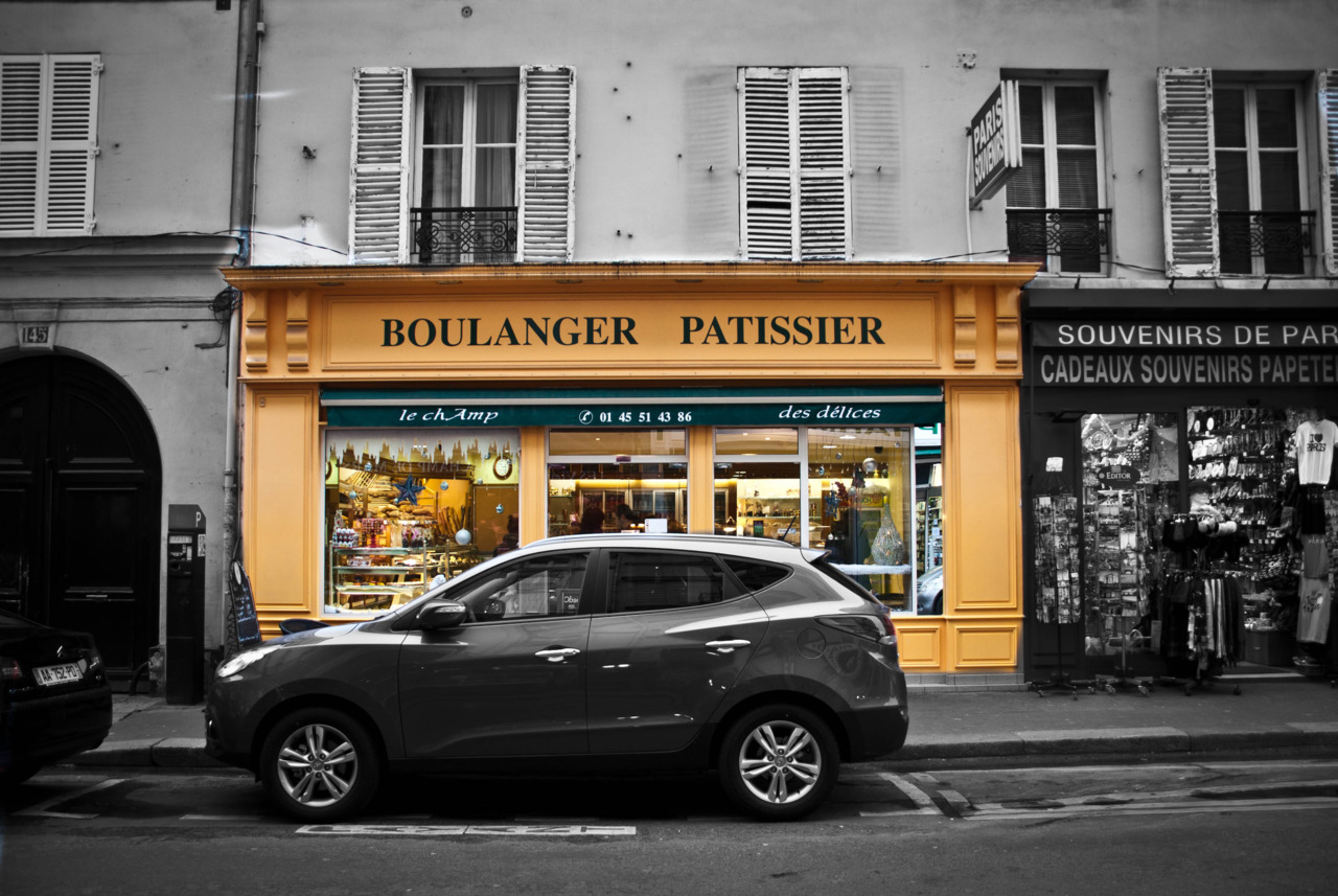 """The Bakery""Taken in Paris, France, with my Nikon D60.JoseRomuald"