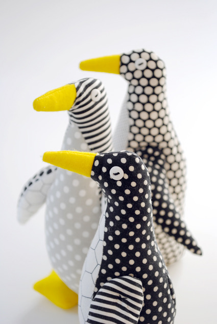 Purl Bee Penguin - the purl bee