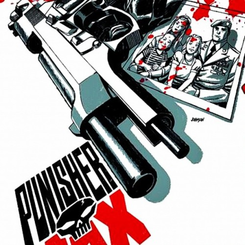 #Punisher #PunisherMax #Family #Vengeance #Marvel #Comics #thisweekincomics  (Taken with instagram)