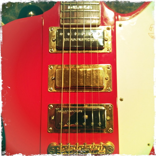 Firebird IV with 4 Season Vintage Mini Humbuckers