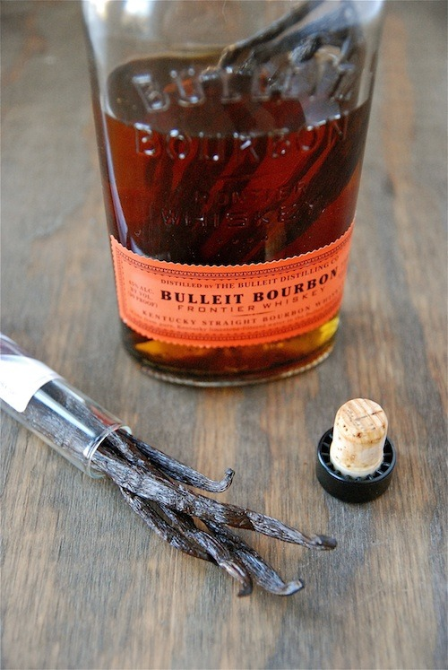 Make Your Own Vanilla Extract I need to do this some time.
