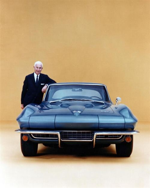 Zora Arkus-Duntov/1966 Chevrolet Corvette Sting Ray Coupe