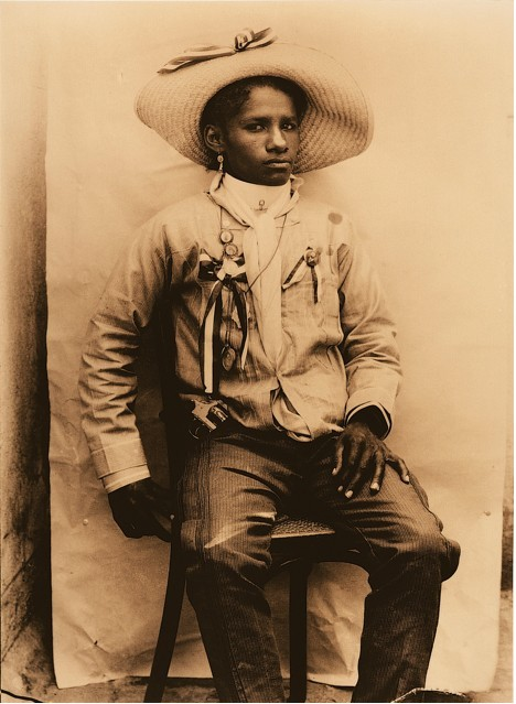 ohmija:  Colonel Carmens Amelia Robles, Afro Mexican Woman Leader in the Mexican Revolution