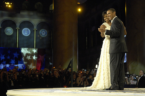 On today's Fresh Air, Michelle and Barack Obama: A Powerful Partnership    www.Army.mil (by The U.S. Army)
