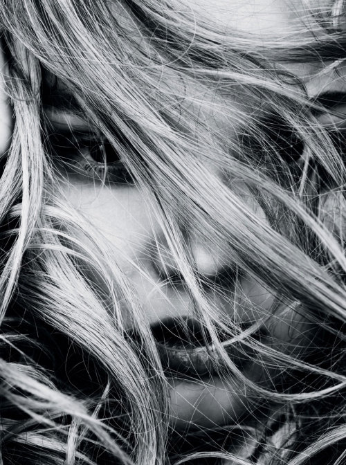 Magdalena Frackowiak by Ben Hassett for Vogue Germany January 2012
