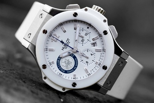 johnny-escobar:  Hublot St. Tropez……love this watch