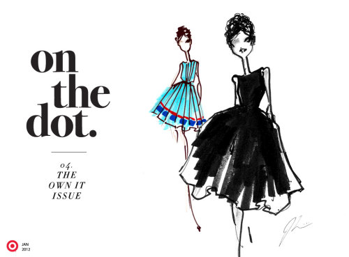 Jason Wu for Target in stores on Feb. 5th!