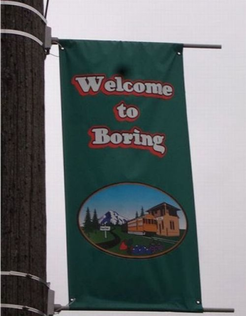 Welcome to Boring Population: you.