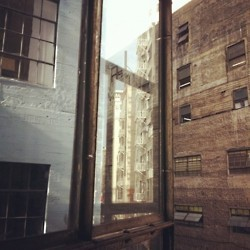 Downtown LA cubism (Taken with instagram)
