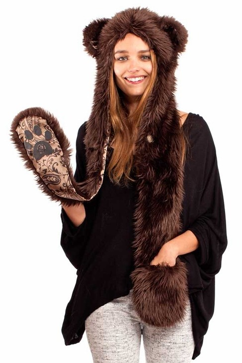 "Winter chills expected soon: time to break out your hideous winter gear. Chicagoans all live by the unwritten rule that function outweighs fashion in the hazardous winter months, but that's no excuse to go full on ugly. Thanks, but no thanks: we'll be avoiding the ""dressed like a bear"" trend this winter."