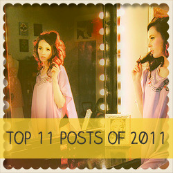 New blog post, finally! Top 11 blog posts of 2011 at Kelsi Does Hair :) http://www.kelsidoeshair.com/2012/01/the-top-11-posts-from-2011/