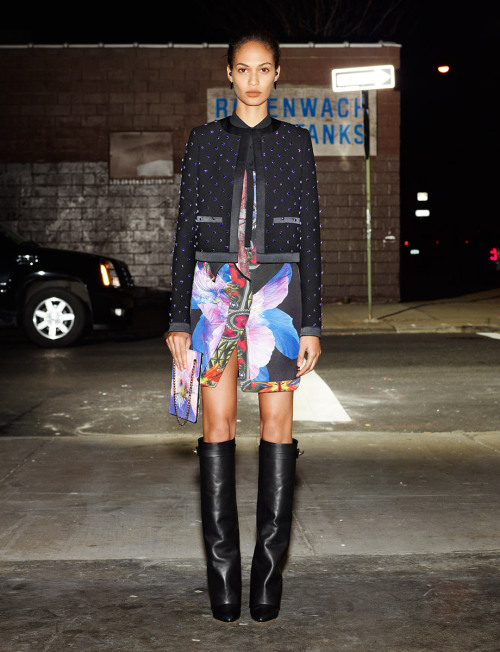 Urbanite: Givenchy Pre-Fall 2012