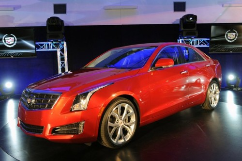 The 2013 Cadillac ATS made its debut at the 2012 Detroit Auto Show yesterday. What do you guys think of it?