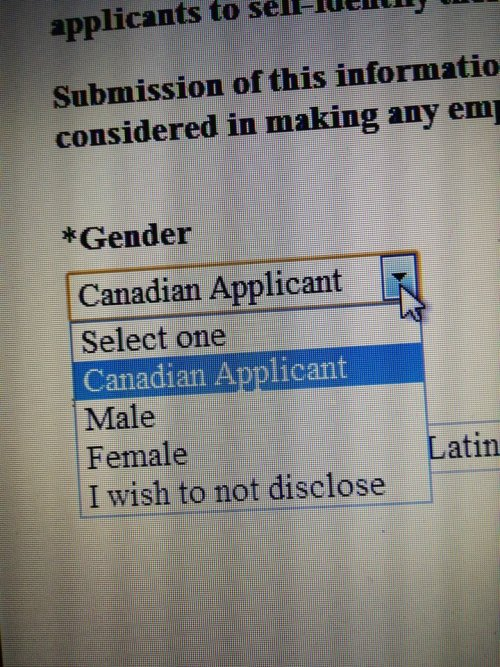 fuckyeahndasian:  Male or Female or Canadian