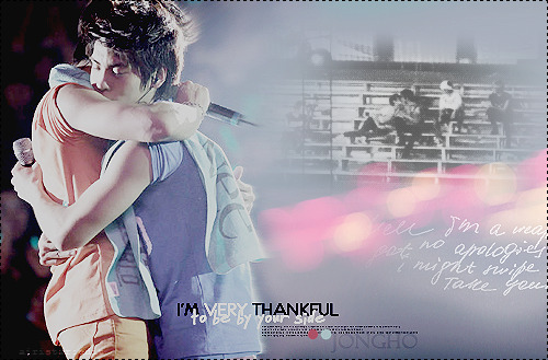 airistar:   JongHyun & Minho edit. SHINee.  Order by: pinkypiemarshmallow♥ If you want one, 'Ask me' and I do it ~