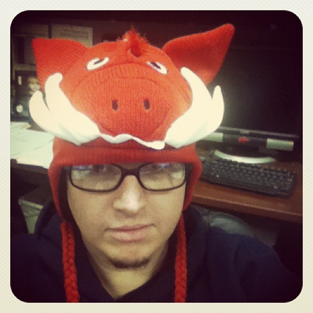 #woopigsooie (Taken with instagram)